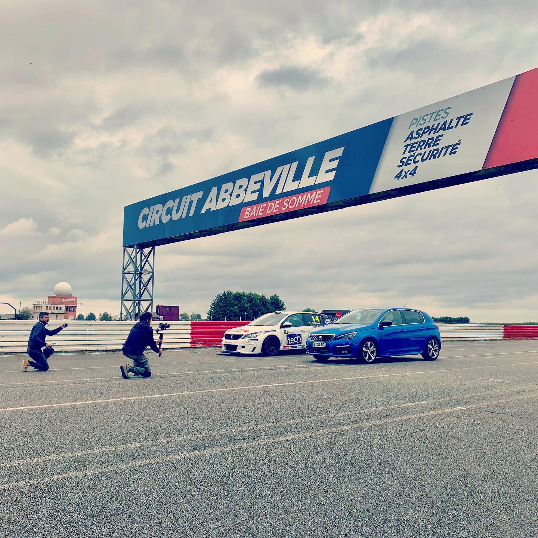 Top Gear au Stadium d'Abbeville